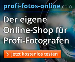 PROFI-FOTOS-online.com - Der eigene Online-Shop für Profi-Fotografen - Einfach. Günstig. Fair.