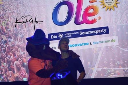 Oli P (OLE 2018)