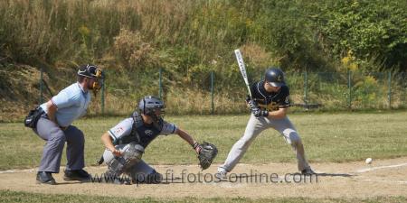 Baseball: LG Woodlarks vs. Ricklingen u. SG Alfeld/Hevensen, 09./15.08.2020
