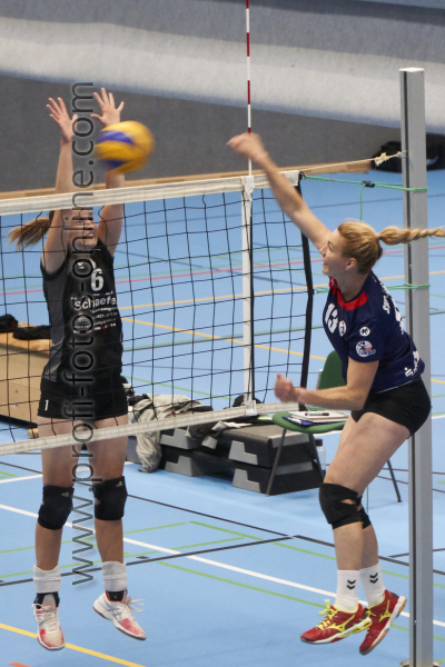 SVG: 1. Damen vs. TV Eiche Horn Bremen II u. SG Karlshöfen/Gnarrenburg, 19.09.2020