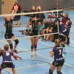 SVG: 3. Damen vs. TSV Winsen, 27.09.2020